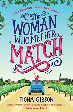 April new read, novel, book, The Woman Who Met Her Match, Fiona Gibson, Travelling Book junkie