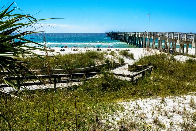 Panama City Beach, Florida, USA, America, Travel, Travelling Book Junkie