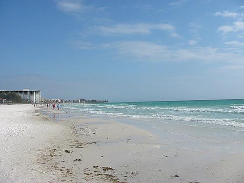 Siesta Beach, Florida, USA, America, Travel, Travelling Book Junkie
