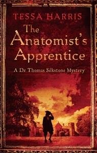 The Anatomist's Apprentice, Tessa Harris, Pebblewise, Blind Date Book, Travelling Book Junkie