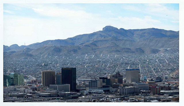 El Paso, Texas, America, Travel, Travelling Book Junkie