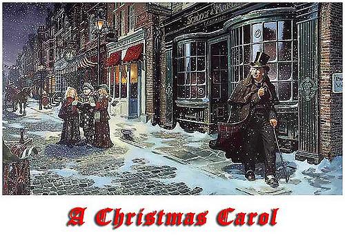 A Christmas Carol, Charles Dickens, A Christmas Story