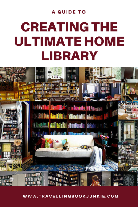 Are you a #bookworm that has piles of books all over the house?  Do you need a home #library of your own but don't know where to start?  This article has several ideas to help you create a #library to suit your own style. Via @tbookjunkie