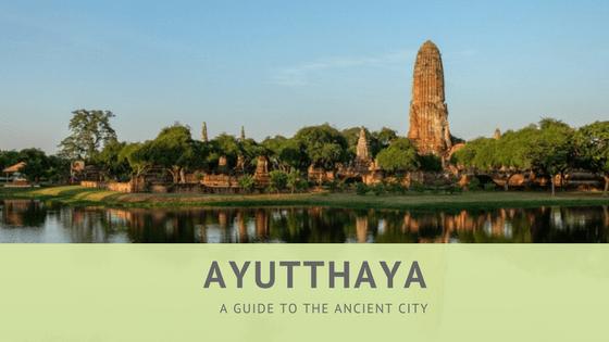 Ayutthaya, Ancient City, Thailand, Asia, Buddhism
