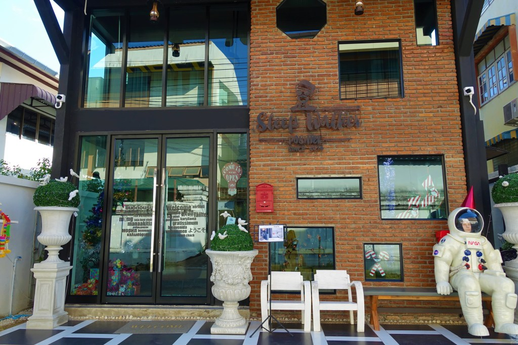 Hostels, Sleep Walkers Poshtel in Chiang Mai, Thailand, Asia, Hostel