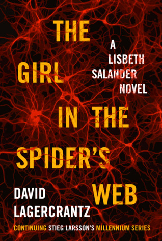 Book to Film, The Girl in the Spiders Web