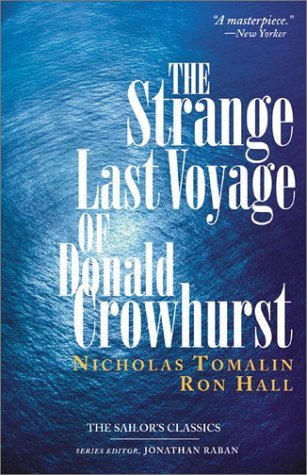 Book to film, true story, The Strange Last Voyage of Donald Trowhurst