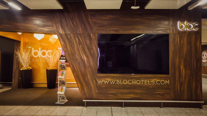 bloc hotel, airport, gatwick, hotels, stylish, convenient, close to, terminal, runway, views, modern,