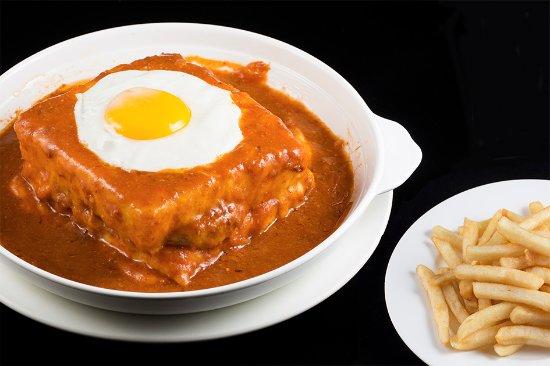 Francesinha, Macau, China, Asia, Food dishes to try