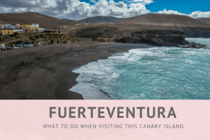 A guide of what to do in Fuerteventura, the second largest Canary Island, Via @tbookjunkie