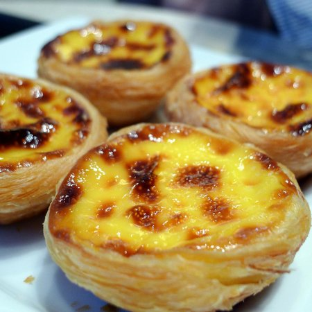 egg tarts, Macau, china, Asia, Food dishes to try