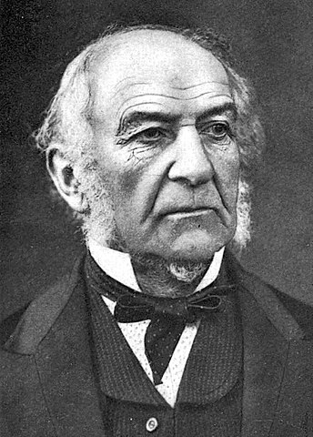 William Gladstone, Prime Minister, British, Britain, Books, Library, Gladstone's Wales, Books and Bed