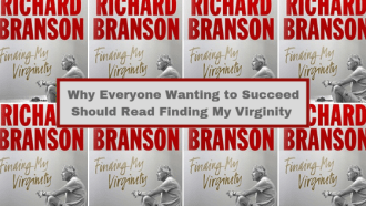 Sir Richard Branson's autobiography Finding My Virginity