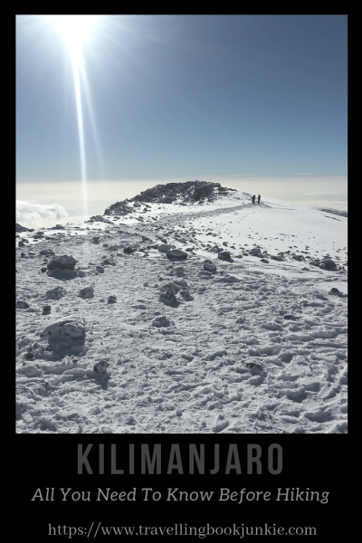 Hiking tips for climbing Kilimanjaro, the highest mountain in Africa. These tips from @tbookjunkie are for those outdoor adventurous types looking for a new challenge.