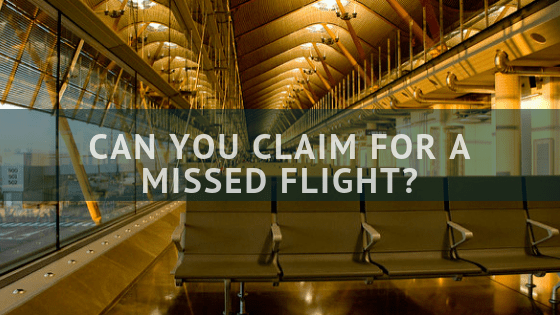 Can You Claim Flight Compensation for a Missed Connection?