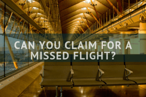 If you are wondering whether you can claim for a missed flight due to a delay? This article by @tbookjunkie explains where you stand and what you need if this happens to you.