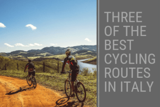 There are several different cycling routes varying in levels of difficulty, making it accessible to all via @tbookjunkie