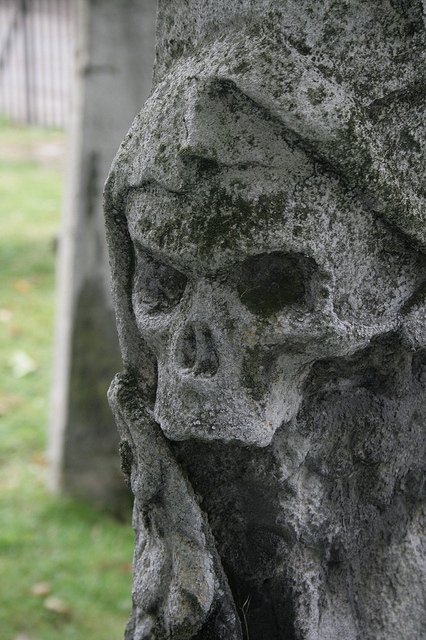 Bunhill Fields Cemetery in London has gravesites of authors and writers.