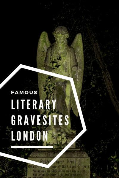 Any bookworm visiting #London should take a trip to these famous burial grounds and visit the gravesites of many great writers, authors, playwrights and poets via @tbookjunkie