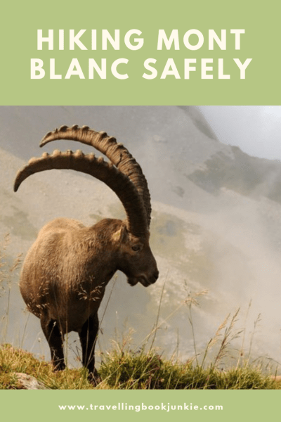 Follow this guide by @tbookjunkie for hiking Mont Blanc safely.  We remind you about all the things you need to think about during your planning stages and what to be mindful of when on the trail.