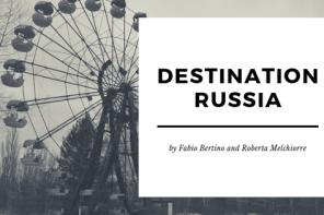 Destination Russia, a travel book worth reading