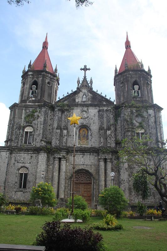 Molo Church in the Phillippines