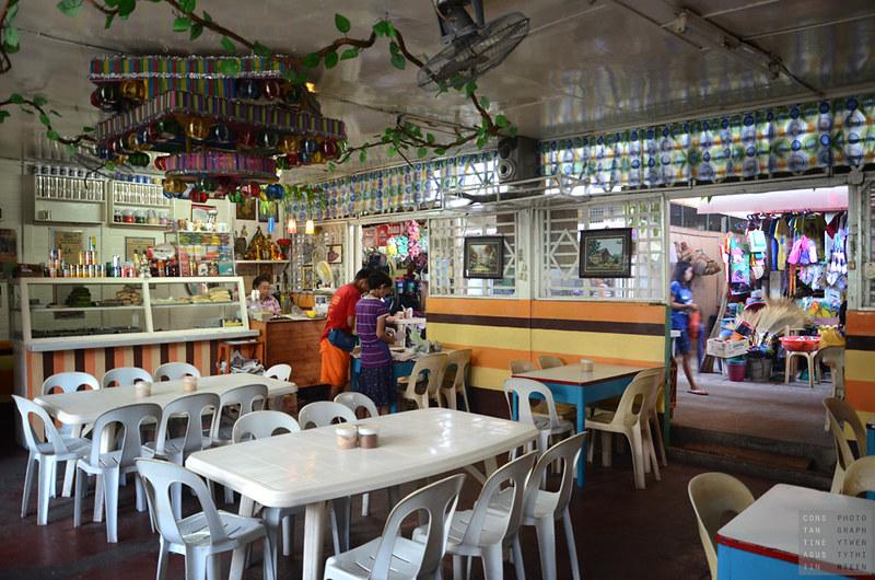 Madge Cafe, Iloilo, The Philippines