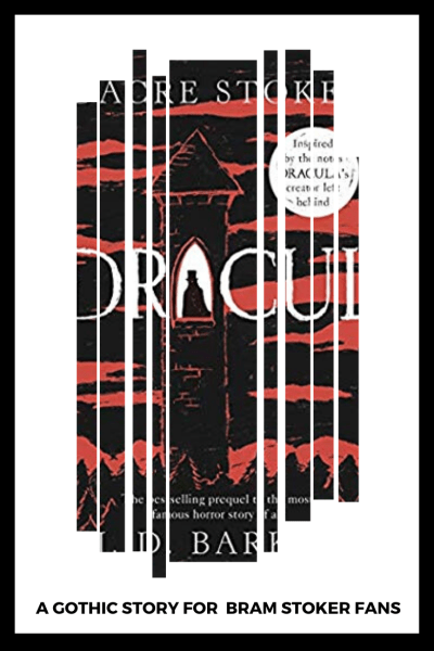 Based on the diary entries of Bram Stoker himself, #Dracul is a gothic novel prequelling #Dracula. Via #bookblogger @tbookjunkie you can read a full review before deciding whether this is a novel for you.