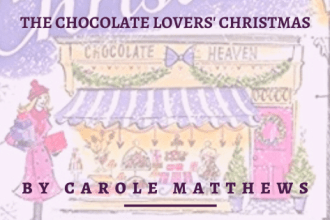 The Chocolate Lovers' Christmas by Carole Matthews is part of her chocolate lovers series this one is based in London with mentions of Bruges.
