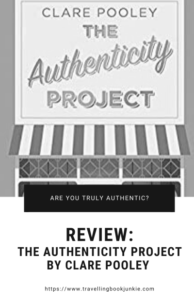 The Authenticity Project is the first fictional novel by Clare Pooley, blogger. Read the full review via @tbookjunkie