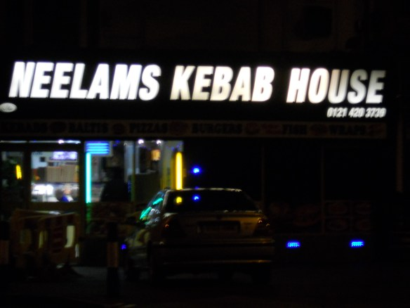 Kebabs at 4am