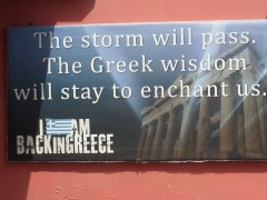 The storm will pass