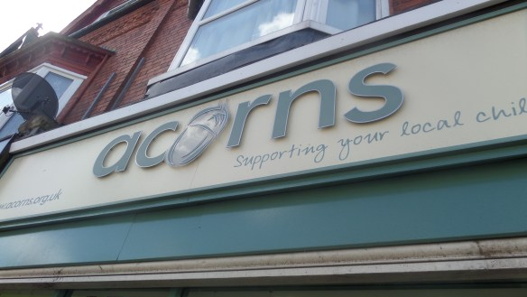 Acorns Charity shop