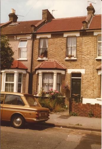 Rymer Road 1987