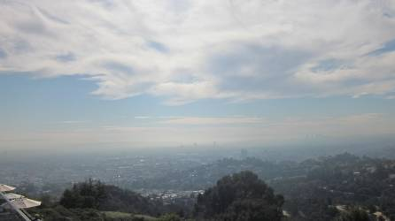 IMG 3057 - Exploring Los Angeles by public transport - The Griffith Observatory