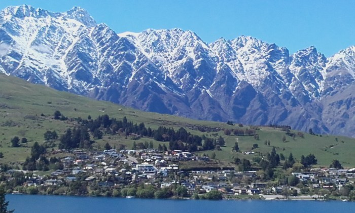 New Zealand The Remarkables