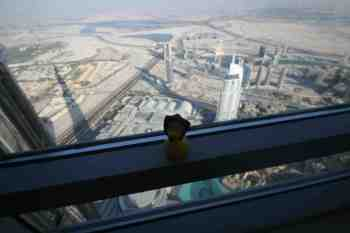 Sheila Dubai Burj Khalifa