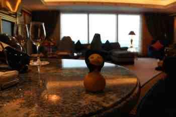 Sheila Dubai Burj Al Arab