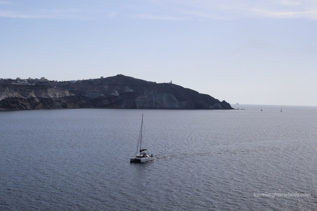 See why Santorini is so beautiful with this photo essay by Travelling Homebody's Diane Lee.