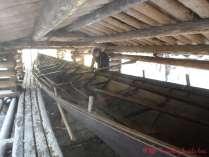 Botes de madera en Seurasaari