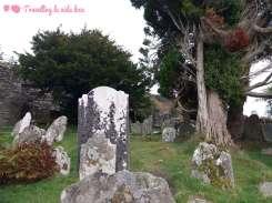 Cementerio celta de Glendalough