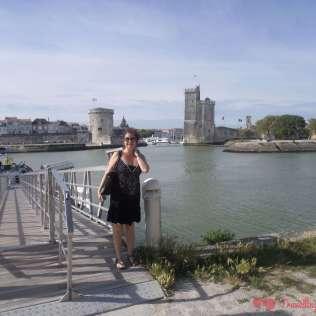 El puerto de la Rochelle