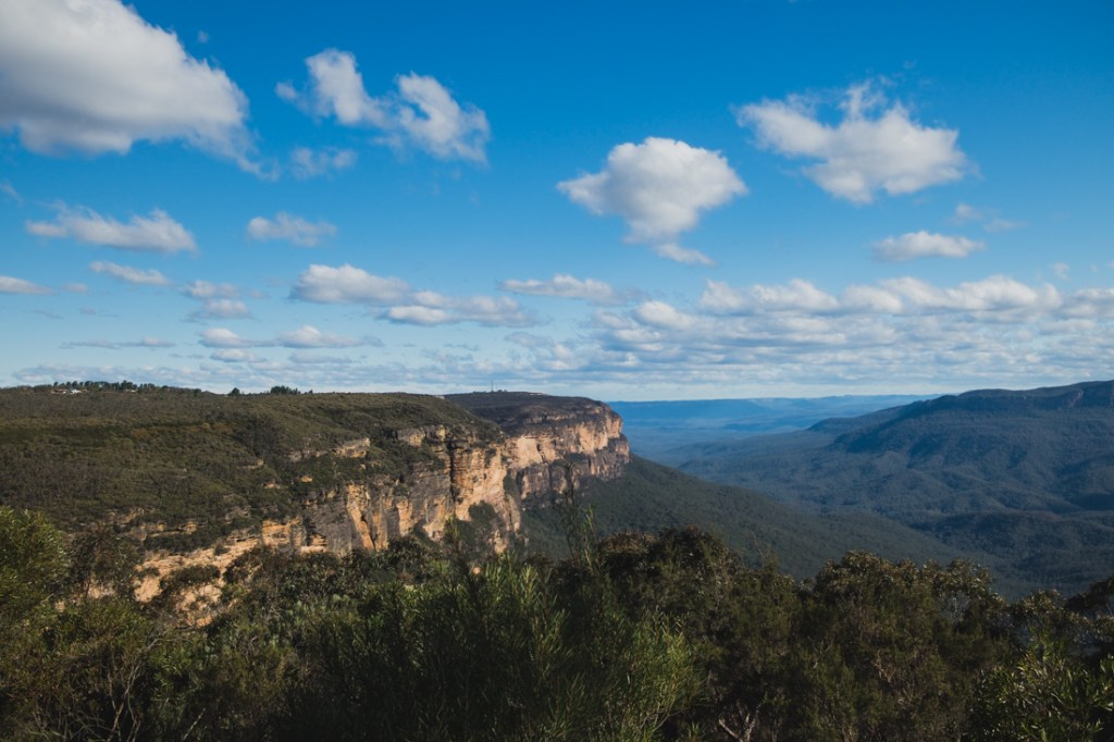 Wentworth Falls, Blue Mountains