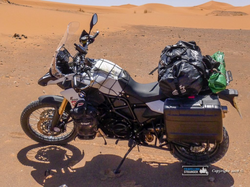 Bike and desert 2