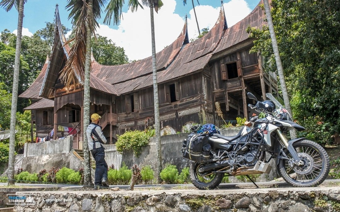 The Fairy Tail Homes of Sumatra