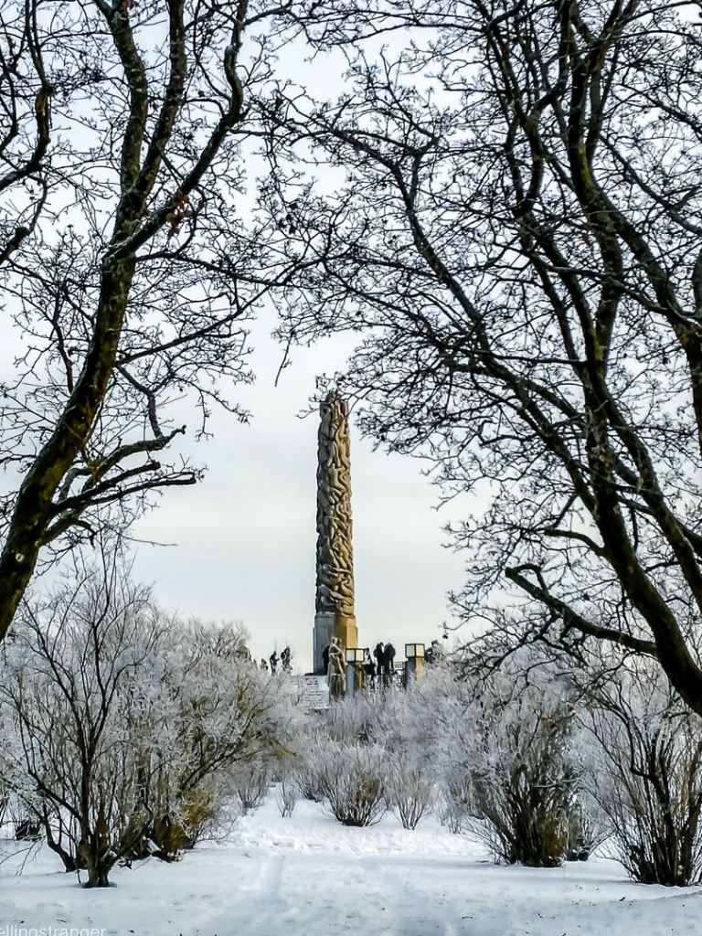 The Pinnacle in Frogner Park, Oslo