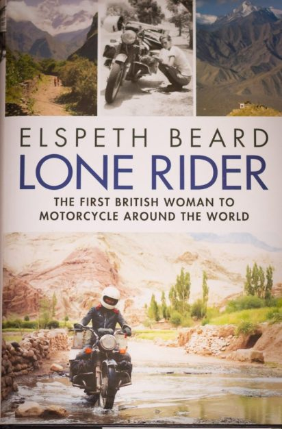 Lone Rider, by Elspeth Beard