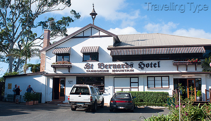St Bernards Hotel Tamborine Mountain