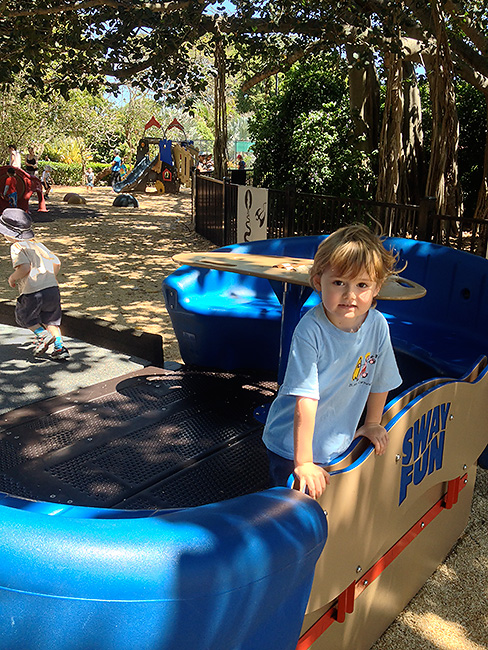 Things to do with kids in Brisbane