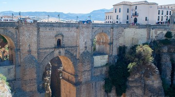 Ronda's Puente Nuevo – Bold and Beautiful